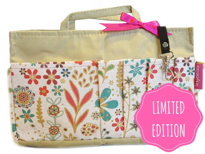 Bag in Bag - Medium - Limited Edition - Khaki - Lente