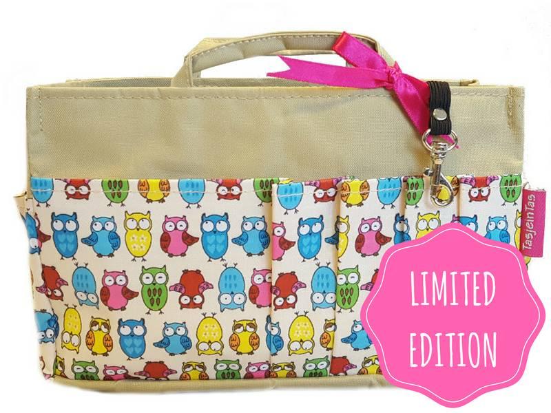 Bag in Bag - Medium - Limited Edition - Khaki - Baby Uiltjes