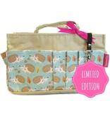 Bag in Bag - Large - Limited Edition - Khaki / Egeltjes