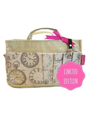 Bag in Bag - Medium - Limited Edition - Khaki / Klokken