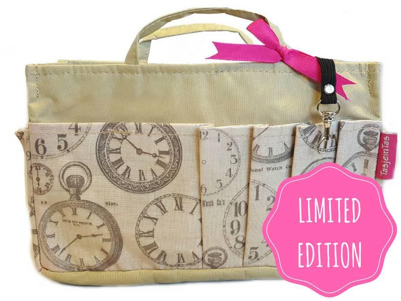 Bag in Bag - Medium - Limited Edition - Khaki - Klokken