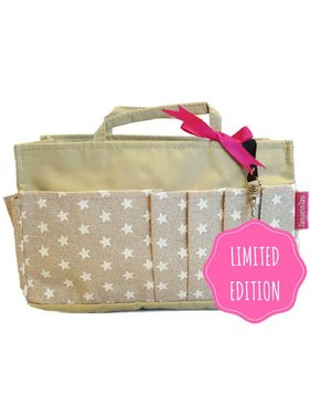 Bag in Bag - Large - Limited Edition - Khaki / Stars