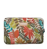 14inch Dames Laptop sleeve Forest Beige