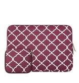 13inch-Dames-Laptop-sleeve-Persian-Wijnrood