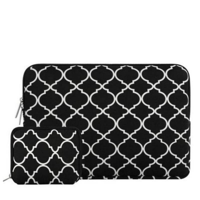 13inch-Dames-Laptop-sleeve-Persian-Zwart