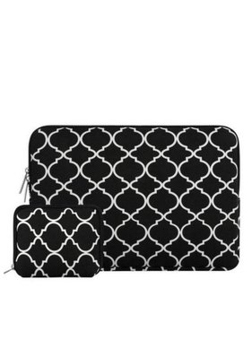 15inch-Dames-Laptop-sleeve-Persian-Zwart