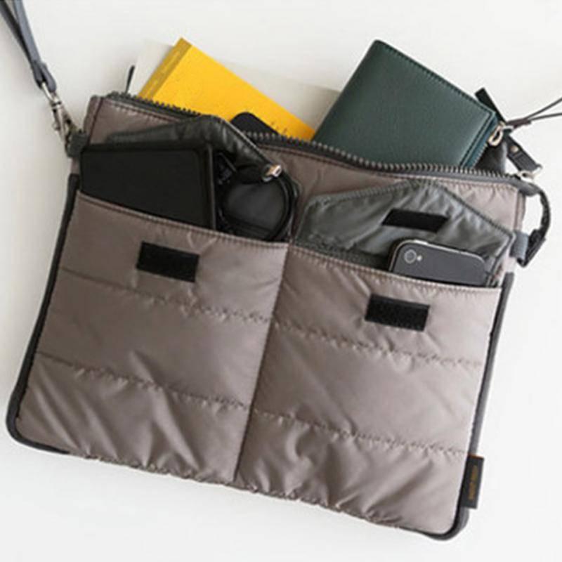 Bag in Bag - Budget - Tablethoes - Grijs