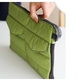 Bag in Bag Budget Tablethoes Grijs