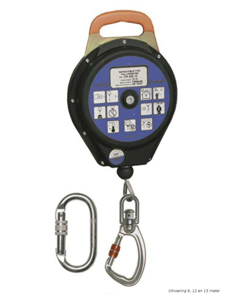 CR Valstopapparaat met Staalkabel