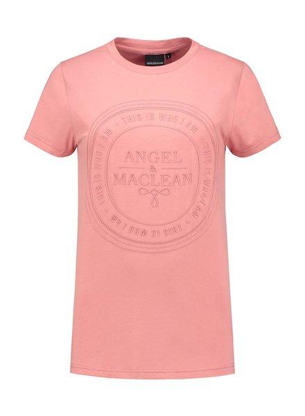 Logo Tee | Pink