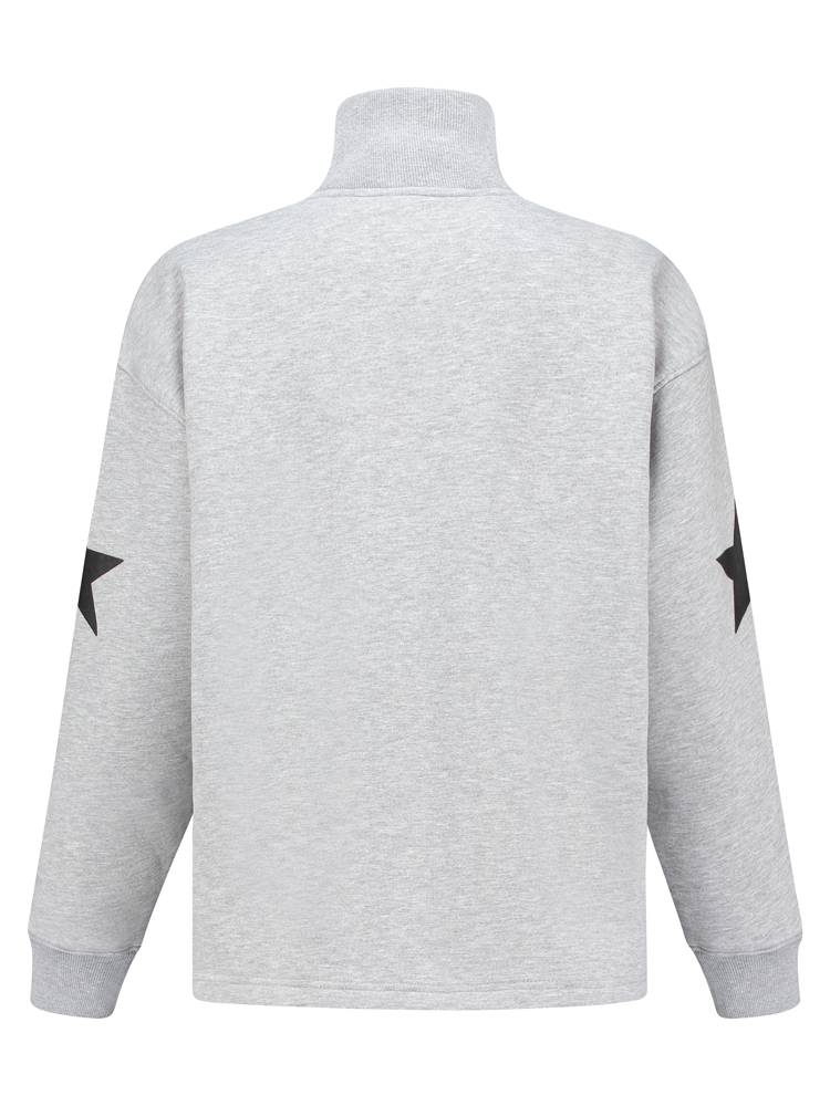 Star Jumper Grey