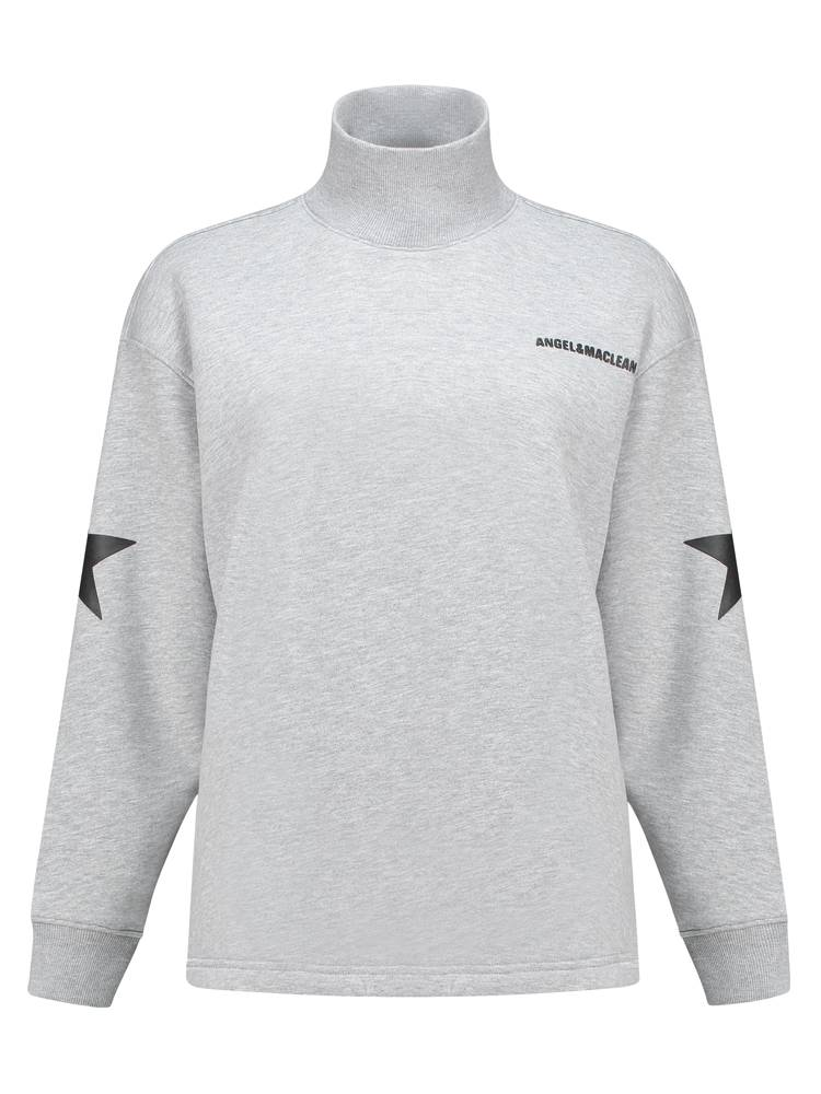 Grey Star Jumper