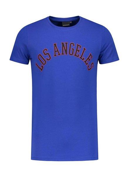 LA City T-shirt | Blue