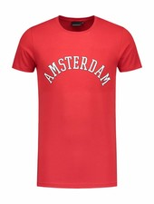 A'dam City T-shirt | Red
