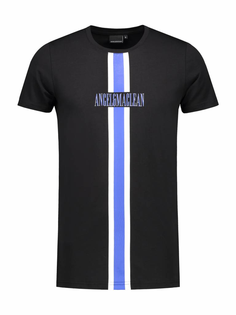 Stripe T-shirt | Black