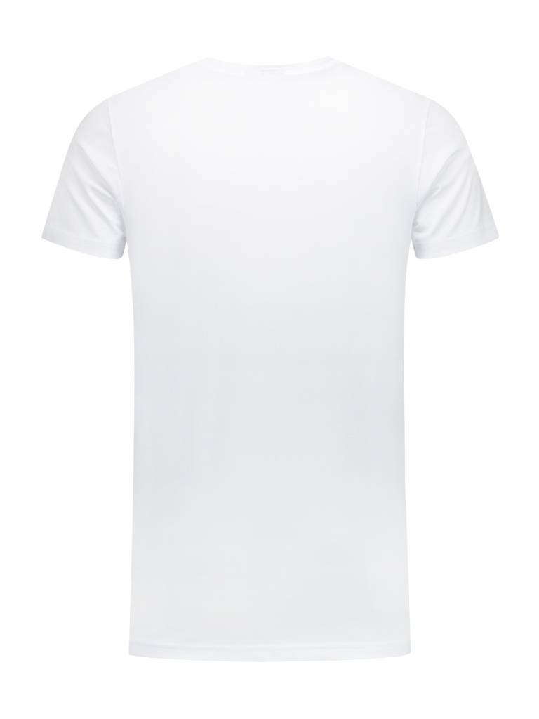 ANGEL&MACLEAN White Sport T-shirt
