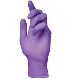 Barber Healthcare Glove Plus Ultra nitrile non-poudré purple (10x100)