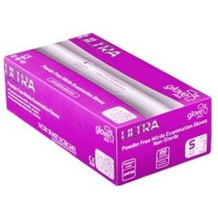 Barber Healthcare Gants nitrile épais non-poudré purple Glove Plus Ultra (10x100)