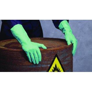 Polyco HPC Healthline Nitril handschoenen herbruikbaar 320 mm industrieel GI/F12 (1x24 paar)