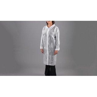 HPC Healthline HPC DC02 blouse visiteur non-tissé blanc (1x100)