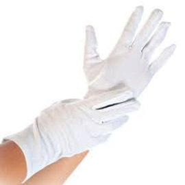Polyco HPC Healthline Katoenen handschoen wit HygoStar (5x12 = 60 paar)