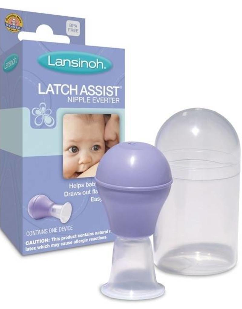 Lansinoh LatchAssist - Ingetrokken / Vlakke tepels
