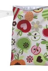 PumpEase Wet Bag Candy Apple