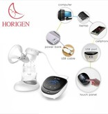 Horigen Horigen Beature USB borstkolf