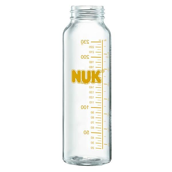 NUK NUK Fles Glas