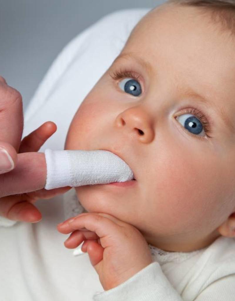 Gruenspecht Vinger tandenborstel Zilver Fee