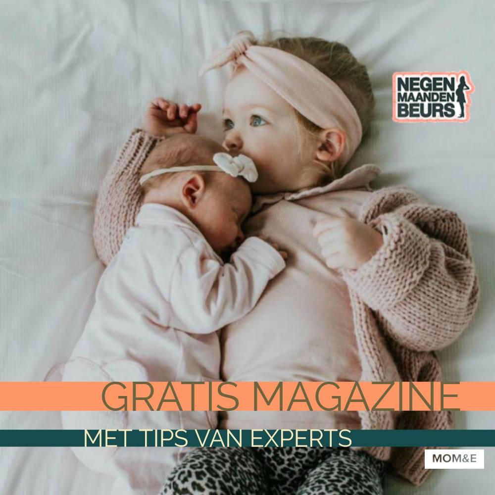 Voedingslounge Negen Maanden Beurs 2018