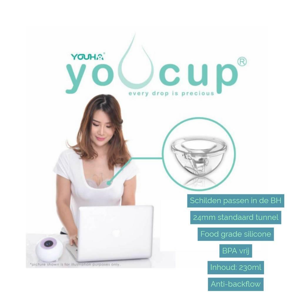 Youha YouCup handsfree kolfset