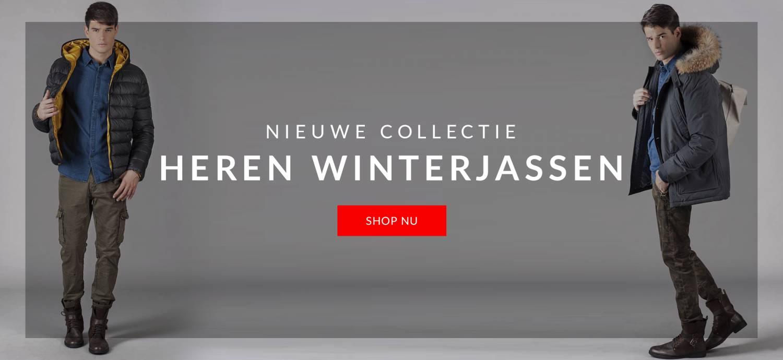 Heren Winterjassen