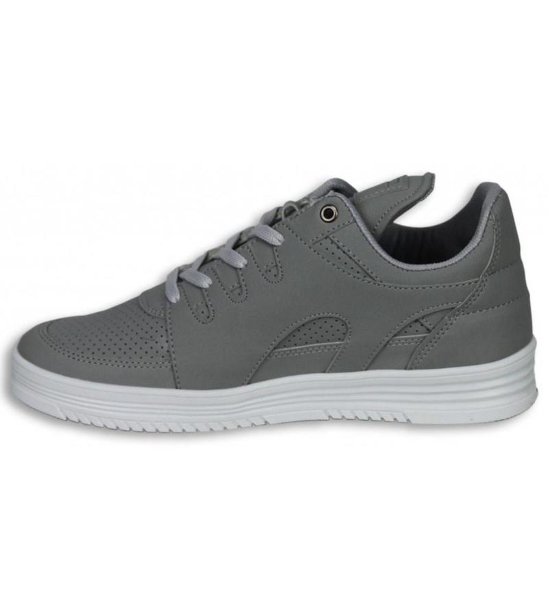 Cash Money Heren Schoenen - Heren Sneaker Low - Grijs