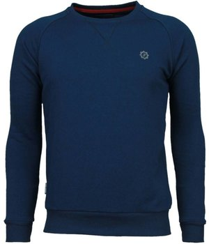 Local Fanatic Basic - Sweatshirt - Petrol Marine