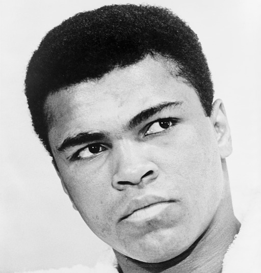 Foto Muhammad Ali