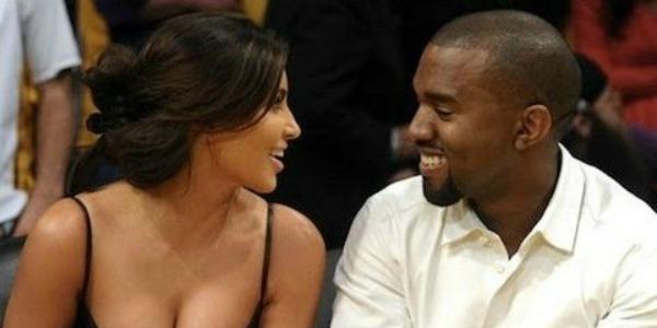 Kim und Kanye West