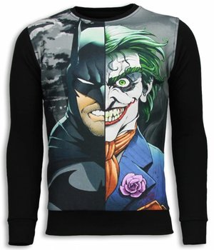 Local Fanatic Bad Joker - Sweatshirt - Schwarz