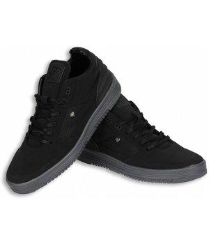 Cash Money Sneakers - Schuhe Herren - Schwarz