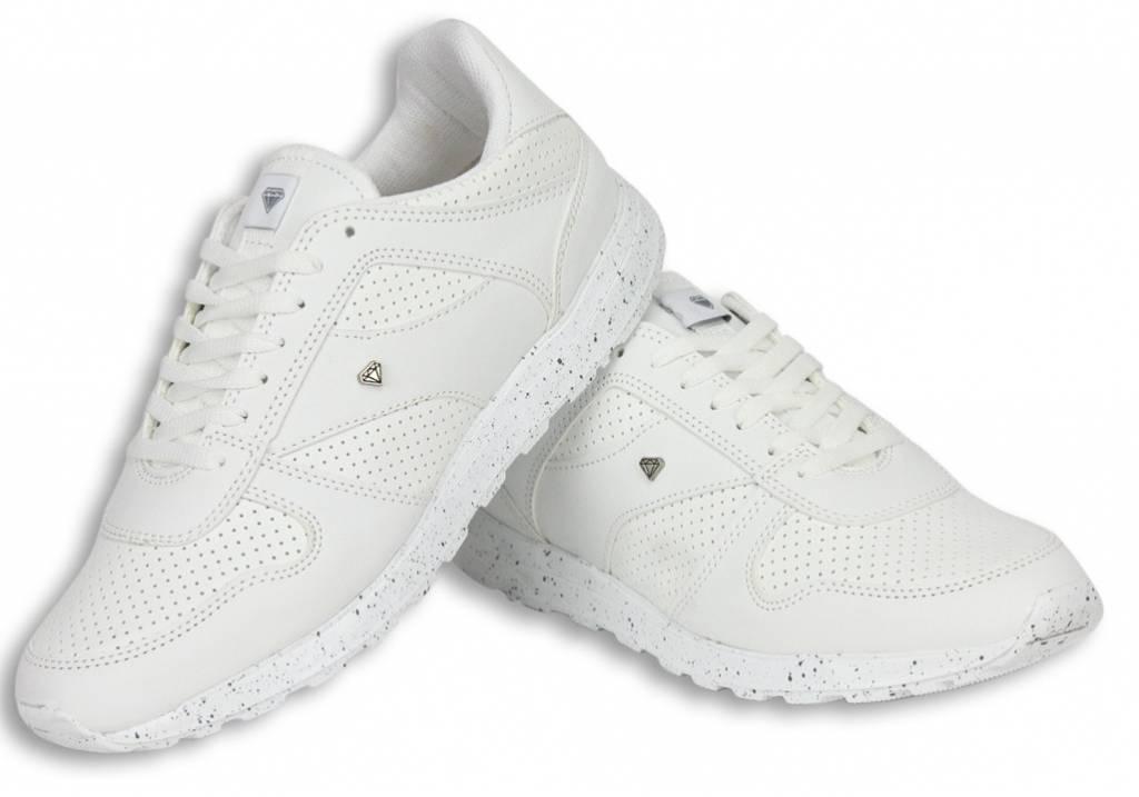 Sneakers Laufer Schuhe Herren Weiss Styleitaly De