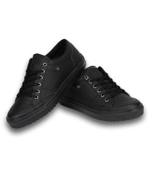 Cash Money Low Sneakers - Schuhe Herren - Schwarz