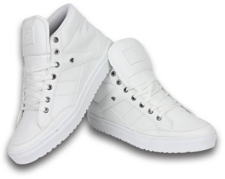 Sneakers Schuhe Herren Weiss Styleitaly De