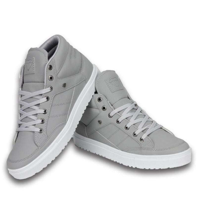 Sneakers Schuhe Herren Grau Styleitaly De