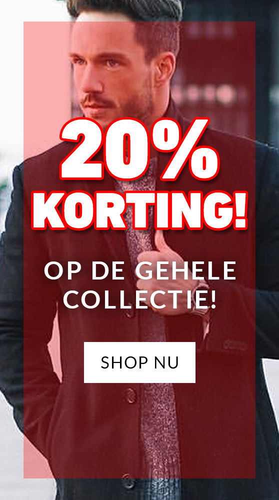 20%KORTING