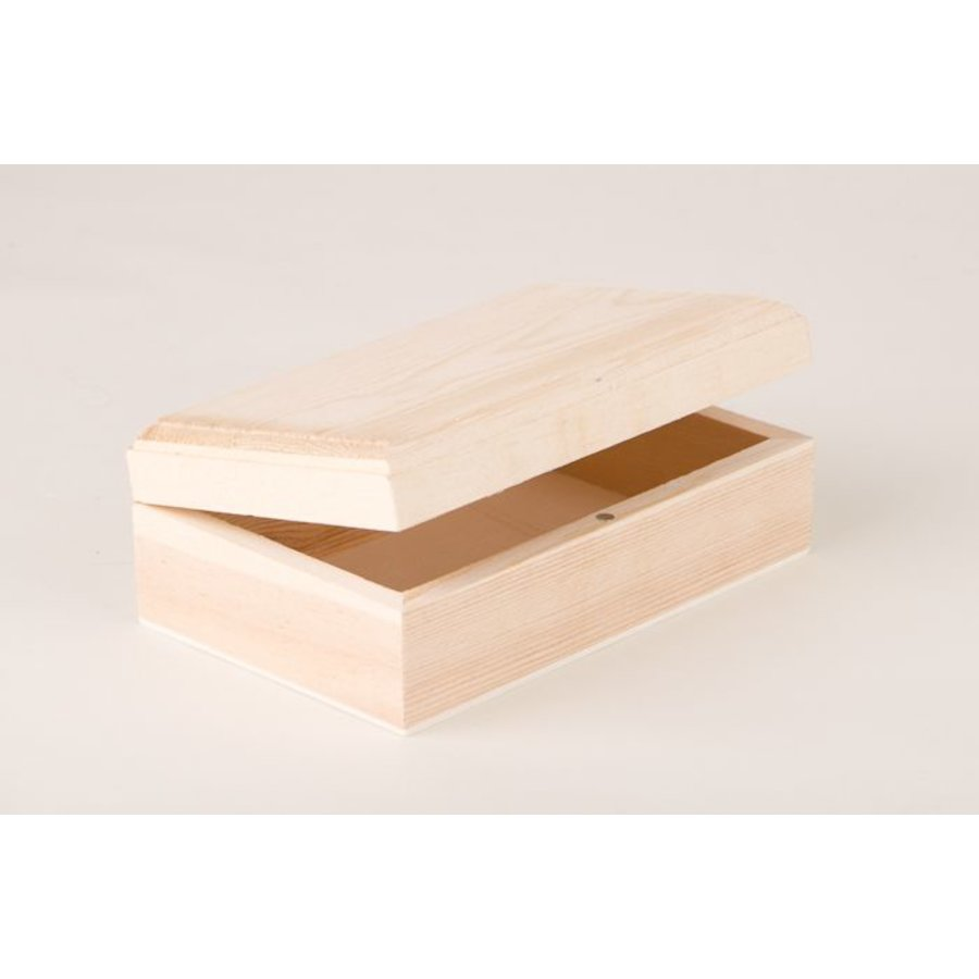 Kleine Kiste aus Holz