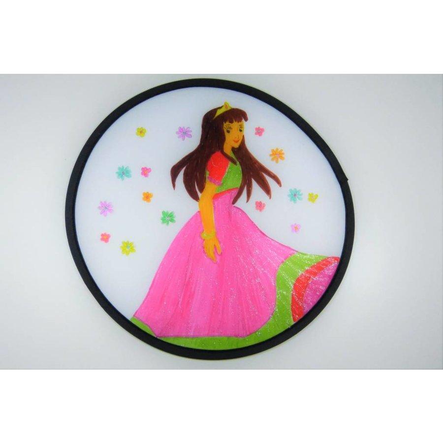 Frisbee-Scheibe