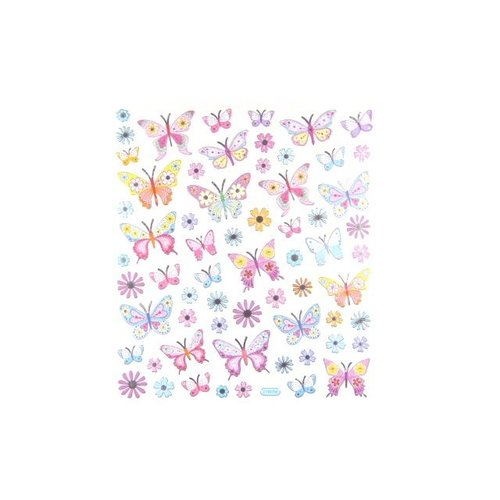 Sticker Schmetterlinge