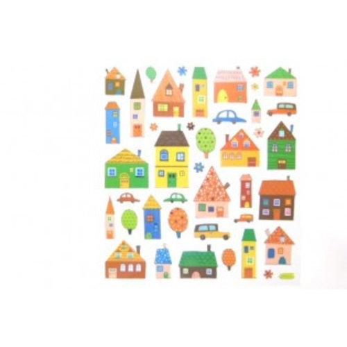 Sticker Stadt