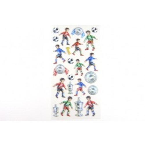 Sticker Fussballer