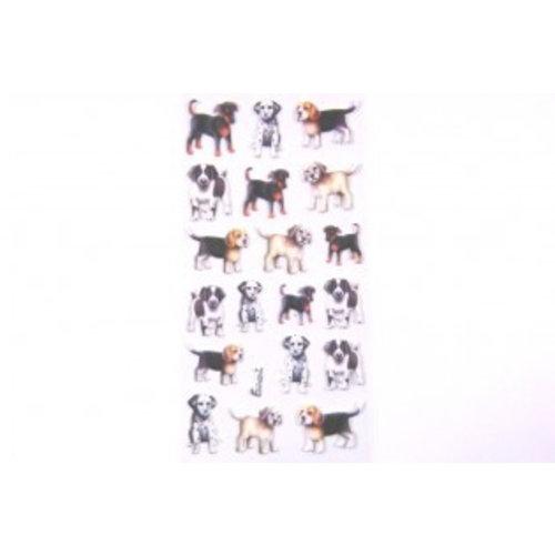 Sticker Hunde